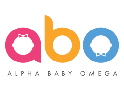 ABO-Alpha Baby Omega logo regular
